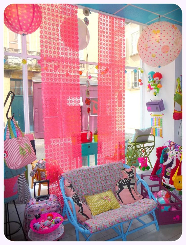 sweet corner  Paillette, boutique créative pour les enfants et leurs parents à Angers !