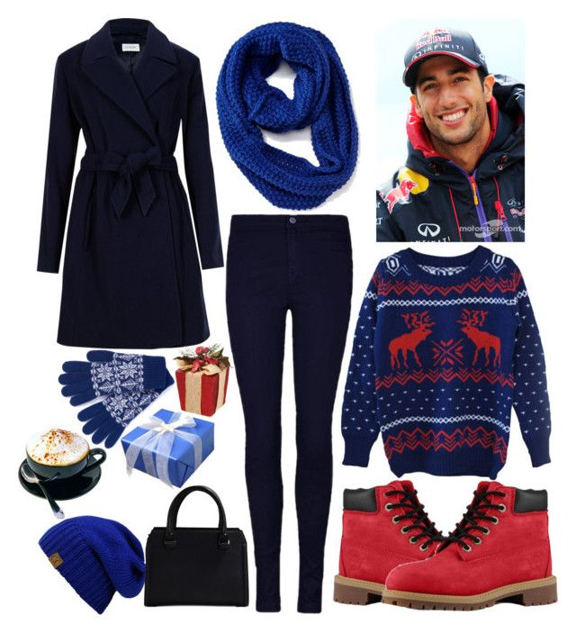 December date with Daniel Ricciardo by slytheriner on Polyvore featuring Victoria Beckham, Barbour, Old Navy and Timberland