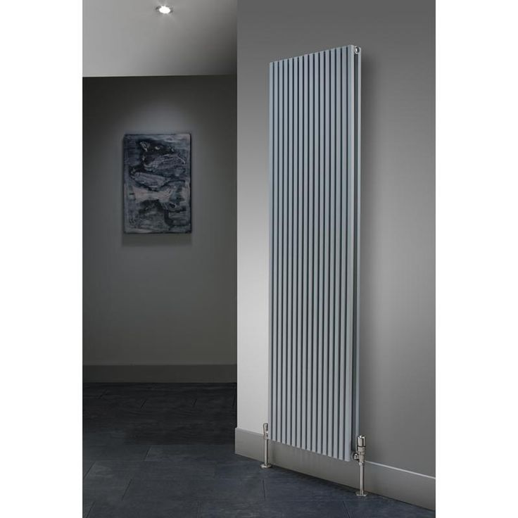 The Radiator Company TRC16 Single Vertical Tubular Radiator in any choice of colour Cast Iron Radiators - Period Radiators, Traditional Radiators, Designer Radiators, Contemporary Radiators, Modern Radiators UK
