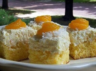Yum... I'd Pinch That! | Hawaiian Dream Cake
