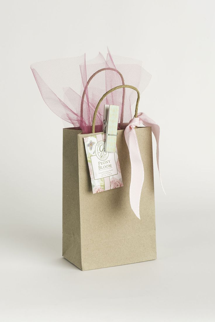 Use #82 - Sachets make perfect additions to gift baskets