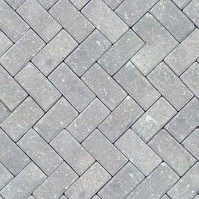 PREVIEW Textures - ARCHITECTURE - PAVING OUTDOOR - Pavers stone - Herringbone…