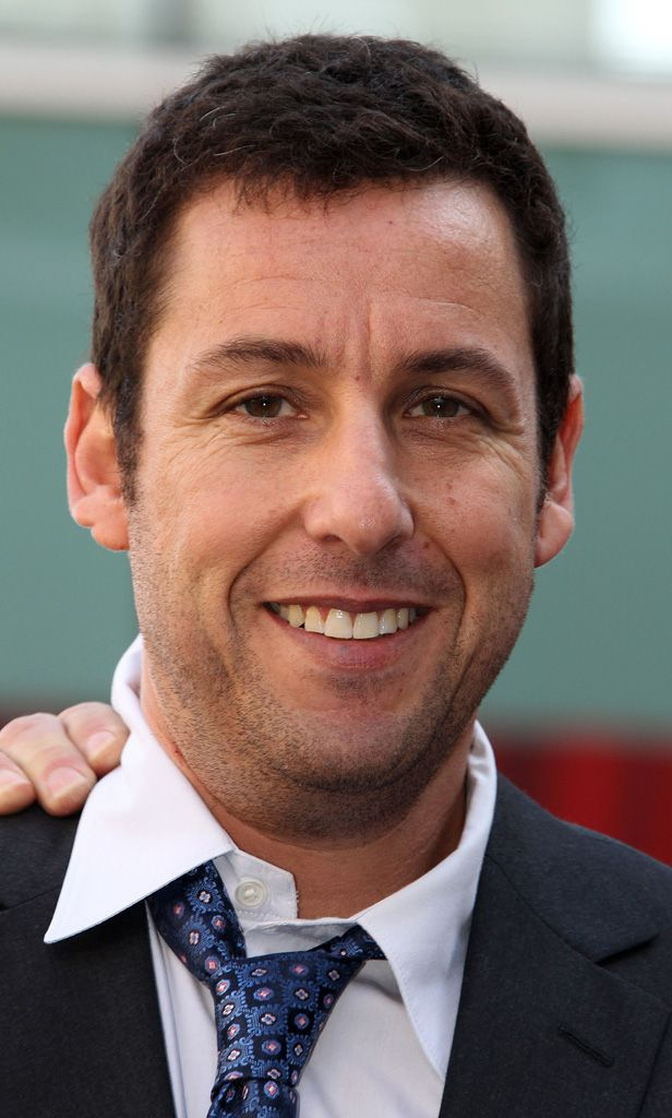 Adam Sandler! One of my favorite actors