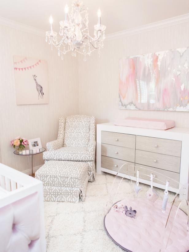 Rooms Viewer Hgtv Traditional Homedecor Decorating Bedroom Baby Girl Room Girly Nursery Decor Baby Room Decor