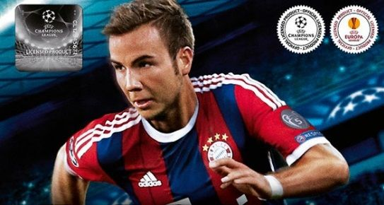 PES 2015 Best Sports Game gamescom 2014