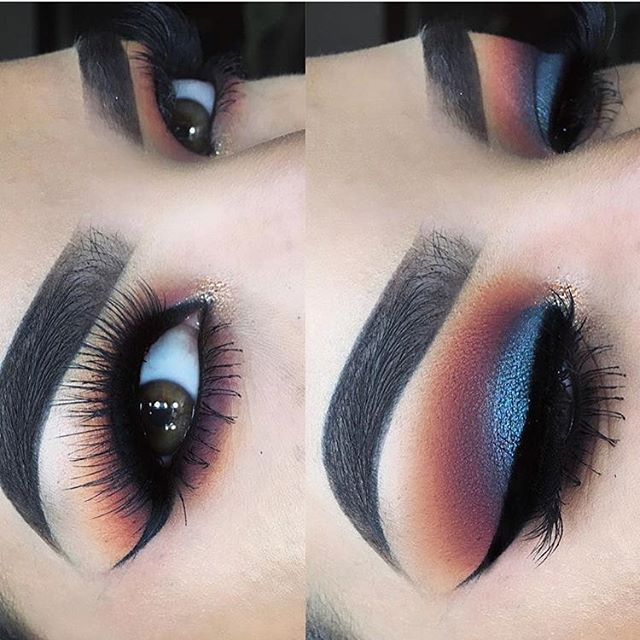 "@cierahmua used ""Coconut"" on her lid! Check her page for more details on this look! Super Shock Shadows are $4 right now!! Take advantage of the Cyber Monday sale!!"