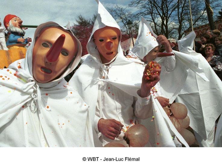 Carnival in Stavelot - Belgium