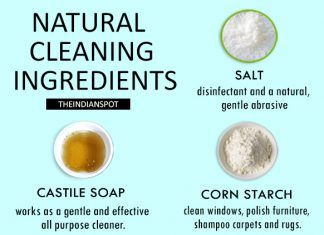 Chemical-Free Ways to Clean Your Home