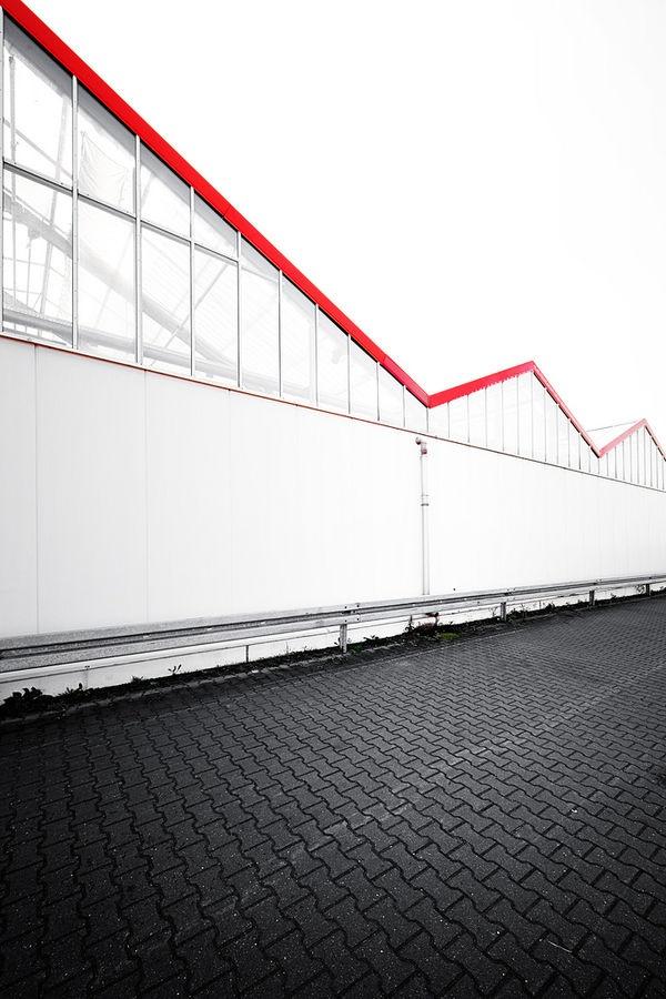 Line chart, industriegebiet, Industrial area, Red, Rot, Line, linie, diagramm, baumarkt, Hardware store, Home, improvement, Tristesse, downward, Trend, Abwärts, Economy, wirtschaft, symbolbild
