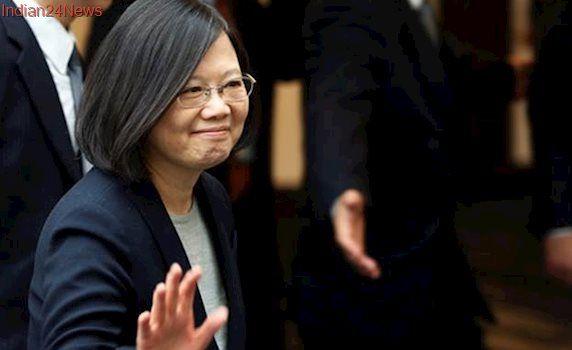 China hits back at Taiwan President Tsai Ing-wen's offer of help on democracy