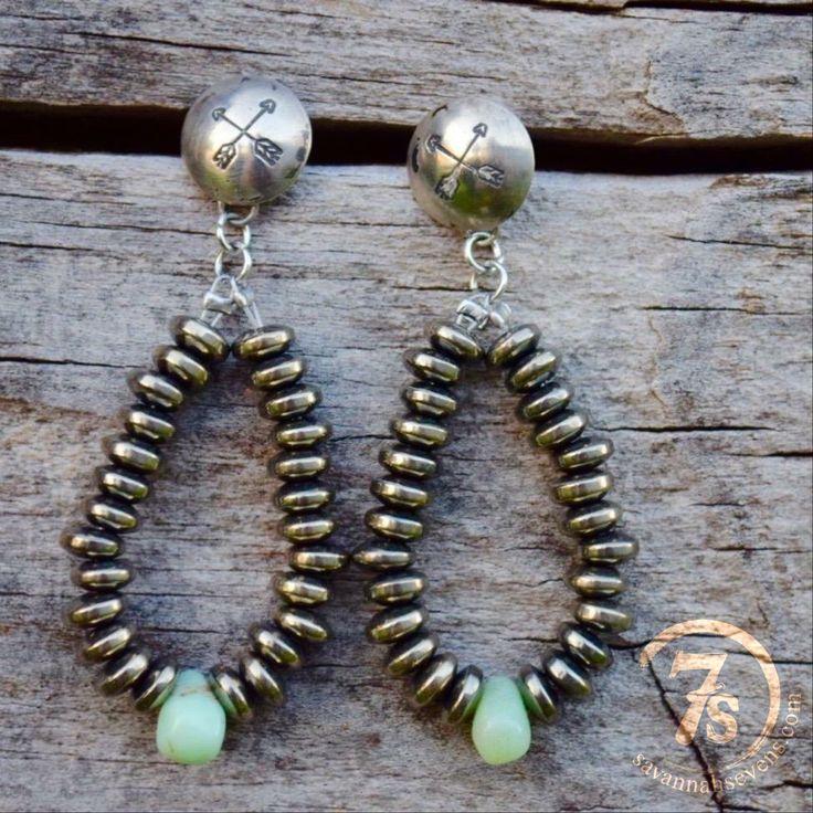 Pecos Earrings