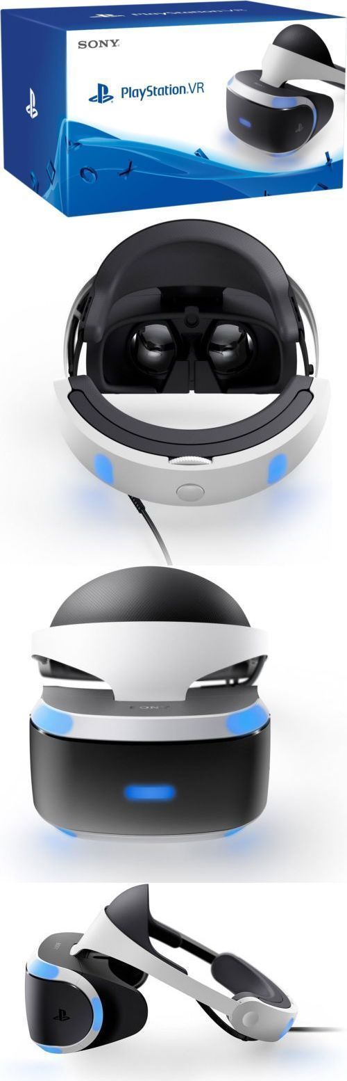 PC and Console VR Headsets: Sony Playstation Vr Virtual Reality Headset 3001560 For Ps4 New Factory Sealed -> BUY IT NOW ONLY: $349.95 on eBay!