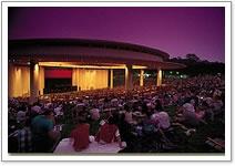 PNC Bank Arts Center=my favorite concert venue