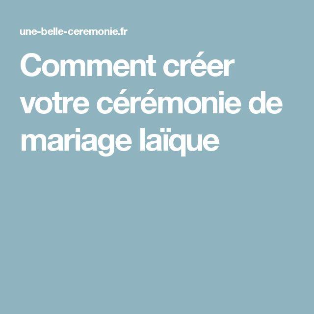 Comment créer votre cérémonie de mariage laïque