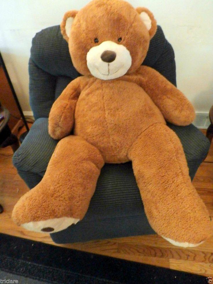 giant stuffed valentines day bear