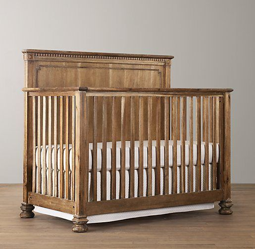 13 Remarkable Rustic Baby Crib Image