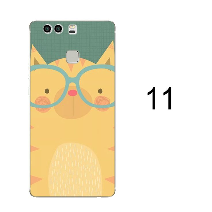 Cute Funny Cat phone cases for huawei p9 plus p9 lite p8 lite case transparent soft tpu hard pc cover smartphone case-in Phone Bags & Cases from Phones & Telecommunications on Aliexpress.com | Alibaba Group