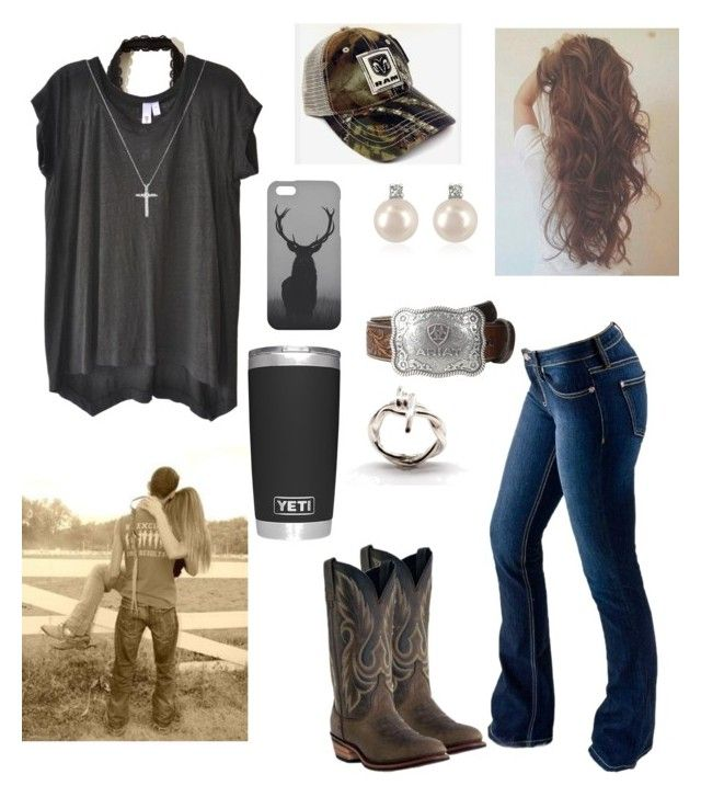 """""""About Me!"""" by babyinblue on Polyvore featuring Bullet, Hollister Co., Wilt, Forzieri, Laredo, Ariat and Mr. Gugu & Miss Go"""