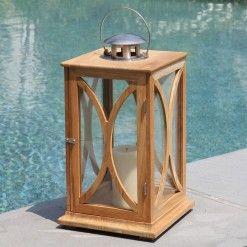 Fiori® large candle lantern