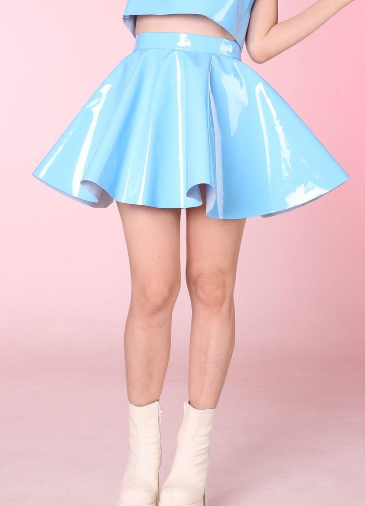 Best 25 Pvc Skirt Ideas On Pinterest Designer Fanny