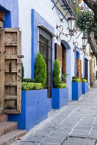 San Angel, Mexico D.F