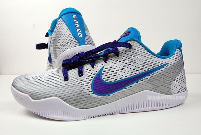 Our First Look At The Nike Kobe 11 Draft Day