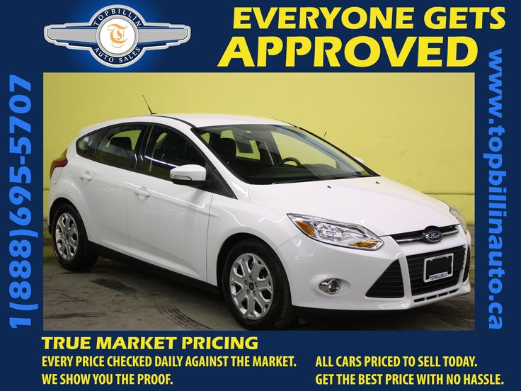 2012 Ford Focus for sale in #Toronto #Ontario #Canada. //bit.ly/FordFocus25K This 2012 Ford Focus has ONLY 25000 Km  Sale price $12500 Click on the ... & 14 best Buy Used Cars in Toronto Ontario Canada images on ... markmcfarlin.com