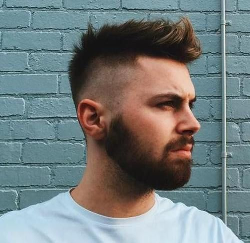 20 Best Quiff Haircuts To Try Right Now Hairstyle Pinterest