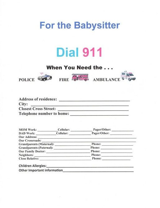 Free Printable Child Medical Consent Form template Pinterest