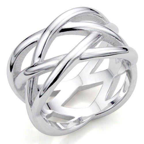 "Sz 5 Sterling Silver 925 ""X"" Criss Cross Eternity Ring Ko... https://www.amazon.ca/dp/B01N7LUTO9/ref=cm_sw_r_pi_dp_x_Js5Xyb7NTDBJW"