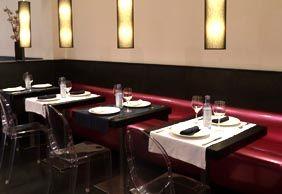 Restaurantes Madrid. Ubú