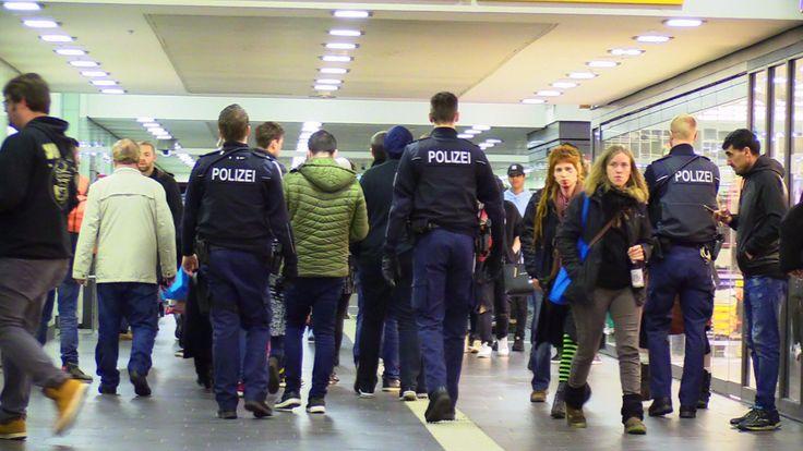Essen Hauptbahnhof: Massen-Streit nach Zombie-Walk zu Halloween - Ruhrgebiet - Bild.de