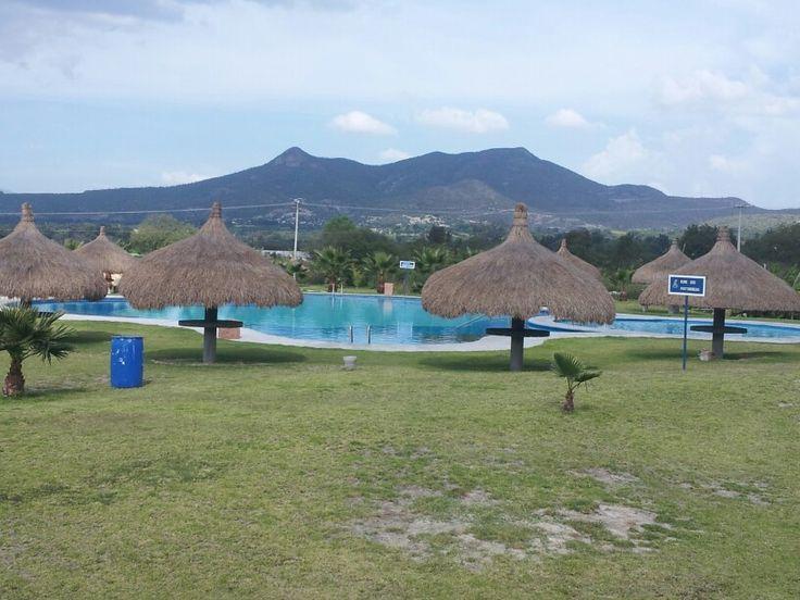 Balneario Baño Grande En Mixquiahuala:Tasquillo Hidalgo Mexico
