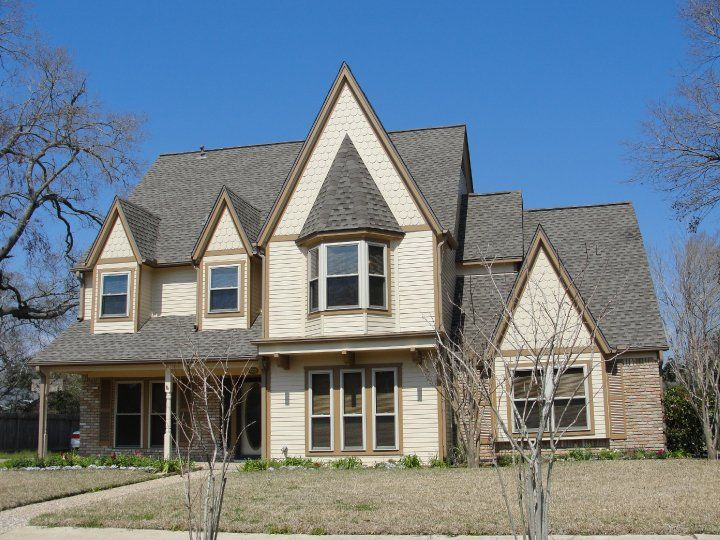 Best Brookforest Subdivision Clear Lake Tx Hardie Siding Gaf 400 x 300