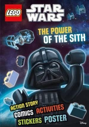LEGO® Star Wars: The Power of the Sith (Sticker Book)