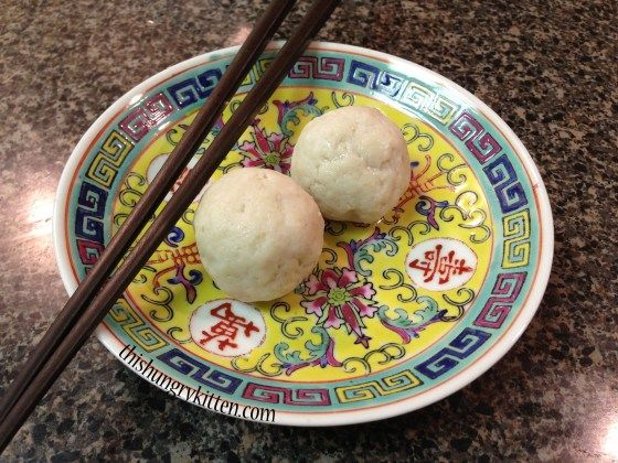 Homemade fish balls someday recipes pinterest fish for Homemade fish food