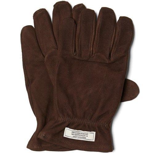 Neighborhood Smith Gloves (Brown)