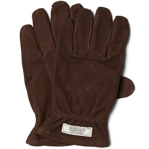 Neighborhood Smith Gloves (Brown)