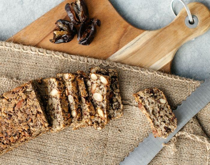 Sunt og mettende brød uten gluten