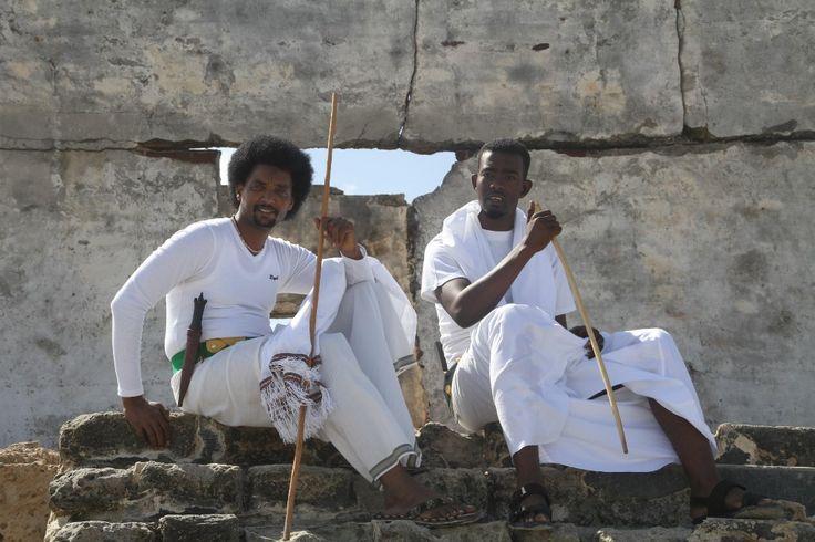 Africa-Somalia-Tradition-Culture. Event in Liido Beach