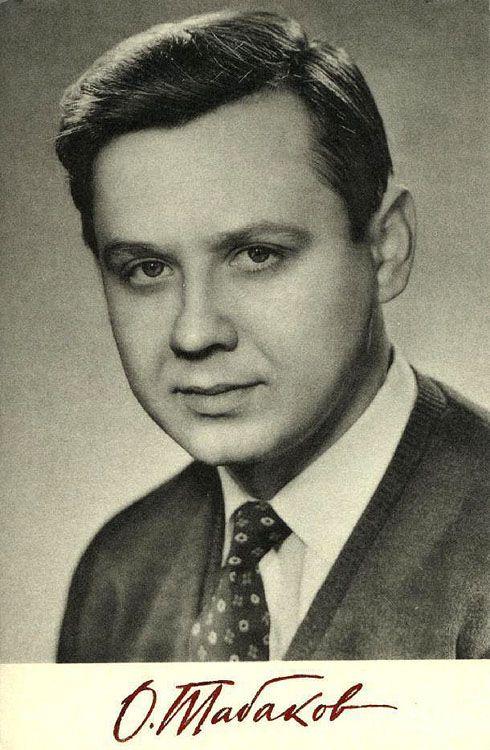 Олег Табаков (Oleg Tabakov), one of the best Russian actors.