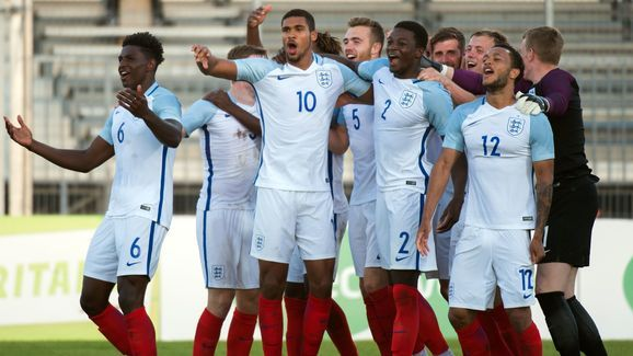 Southampton's James Ward-Prowse Hails England Under-21 Champions