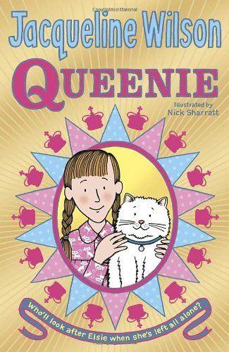 Queenie by Jacqueline Wilson, http://www.amazon.co.uk/dp/0440869889/ref=cm_sw_r_pi_dp_DgoLsb1GS06M5