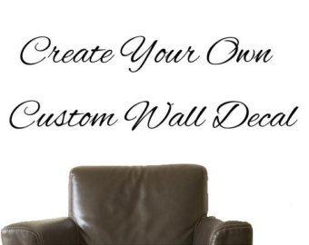 Best  Custom Wall Stickers Ideas On Pinterest Tree Stencil - Custom vinyl decals cheap