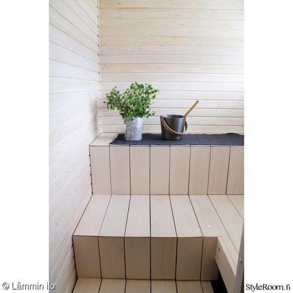 sauna,sauna lauteet,haapalaude