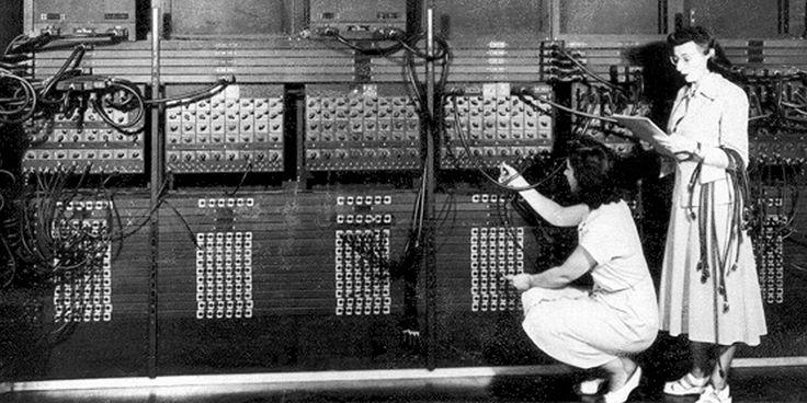 How the world's first real computer, the ENIAC, was restored by an unlikely group of conservationists.