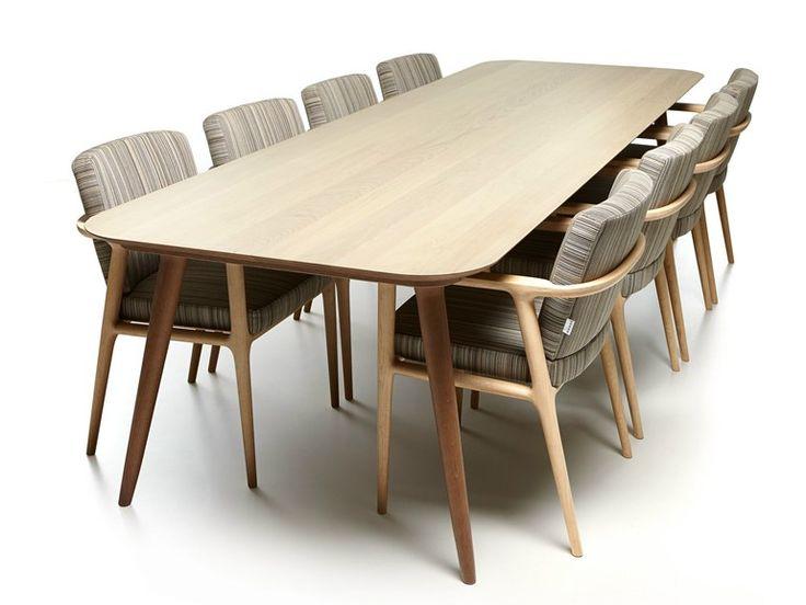 桌子 ZIO DINING TABLE by Moooi© 设计师Marcel Wanders