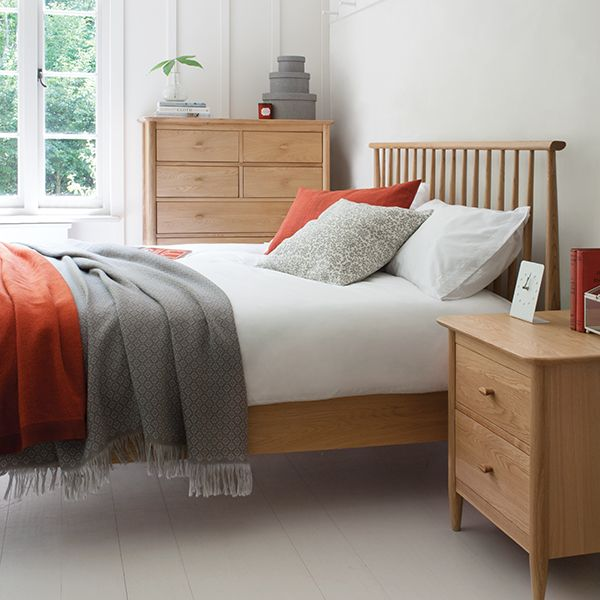 Barker Stonehouse The Ercol Teramo Bedframe - Barker And Stonehouse