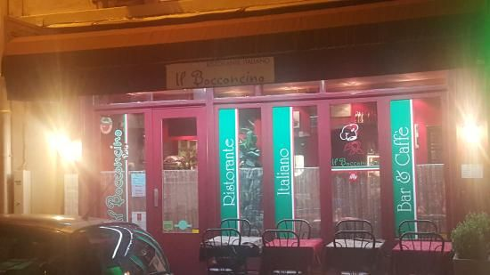 Restaurant italien Il Bocconcino  Paris 15 Grenelle