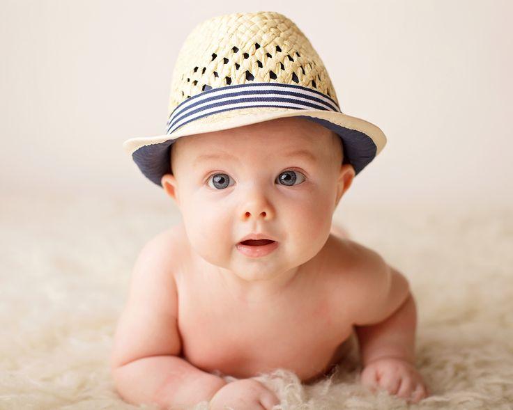 Baby Portrait Session - Portraits by Sarah - Hertfordshire - UK
